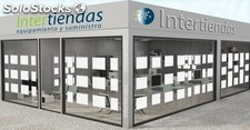 Escaparate Led para Farmacias y Opticas