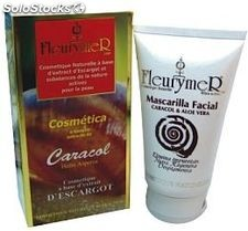 escargot Fleurymer et aloe vera masque 80ml