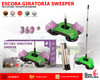 Escoba giratoria sweeper