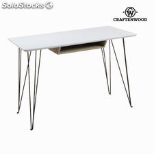 Escritorio pvc blanco by Craftenwood