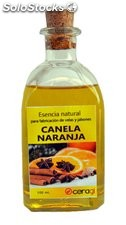 Esencia natural Canela-Naranja 50 ml. - Capacidad: 50 ml.