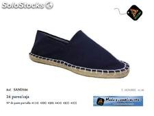 Espadrillas per uomo blu royal