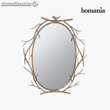 Espejo metal ramas by Homania