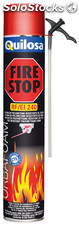 Espuma Poliuretano Orbafoam Fire Stop Spray 750ml To40816