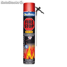 Espuma Poliuretano Orbafoam Fire Stop Spray 750Ml To40816 Quilosa