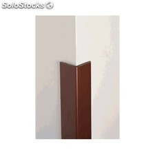 Esquinero Pared 2,60 Mt Adhesivo Rufete Pvc Blanco41060 2,6 Mt