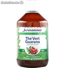 Essence actifs the vert/guarana juvaflorine