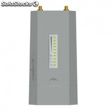 Estacion base ubiquiti rocket m5-ti - 5ghz - 2x rp-sma macho - doble polaridad