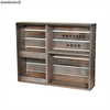 Estante modelo Woodbox
