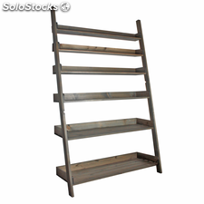 Estanteria de madera decorativa modelo SHELF