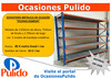 Estanteria metalica de ocasion picking