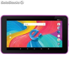 eSTAR - Beauty 2 hd Quad Core 8GB Negro, Púrpura tablet