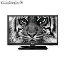 "eSTAR - led tv 20 D2T1 20"""" hd Negro led tv"