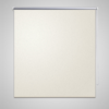 Estor Persiana Enrollable 140 x 230 cm Del Color Blanco