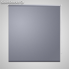Estor Persiana Enrollable 80 x 230 cm Gris