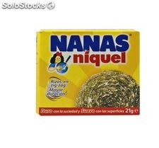 Estropajo Nanas Niquel Normal