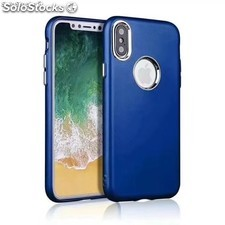 estuche anti-huella iPhone X