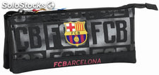 Estuche Barcelona Black Triple