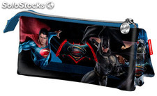 Estuche Batman & Superman Triple