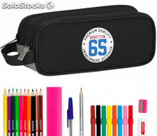 Estuche Benetton Athletic Doble 23 Piezas