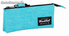 Estuche Blackfit8 Blue Triple