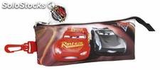 Estuche Cars 3 Triangular