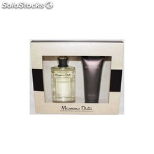 Estuche de colonia massimo dutti 100 ml + after shave