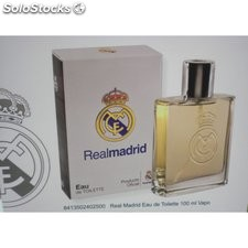 Estuche de colonia real madrid spray 100 ml