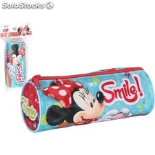Estuche escolar tubo grande minnie - disney - minnie - 8433774623342 -