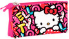 Estuche Hello Kitty Triple