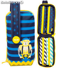 Estuche Milan Anchor Club II Handly Multipencilcase 31 Piezas