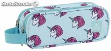 Estuche Moos Unicorn Doble