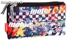 Estuche Moto GP Clinch Triple