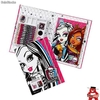 Estuche pintura Monster High 20pz