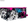 Estuche Portatodo Monster High