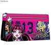 Estuche Portatodo Plano Creeperifi Monster High