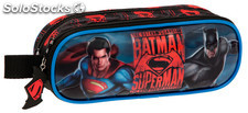 Estuche Superman & Batman Doble