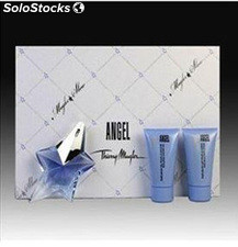 ✅ estuche thierry mugler angel edp 25 ml + regalo