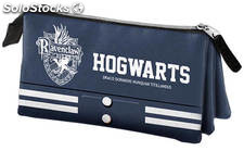 Estuche Triple Harry Potter Ravenclaw