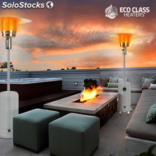 Estufa de Gas Exterior Eco Class Heaters GH 12000W