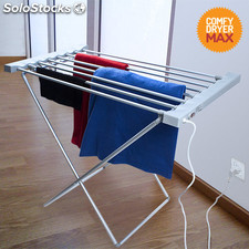 Étendoir à Linge Électrique Comfy Dryer Max (8 Barres)