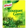 Etui 9 tablettes bouquet garni knorr