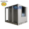 Evaporative air cooler for industry of the biggest airflow 80000m3/h
