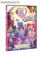 Ever after high 2 abracadabrant/DVD sony