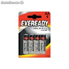 Eveready pilas alcalinas pack 4 ud aa lr6 4 ud 637329