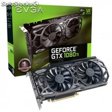 Evga - GeForce gtx 1080 Ti sc Black Edition gaming GeForce gtx 1080 Ti 11GB