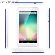 "Excelvan 7"" HD Tablet PC Smartphone 3G Libre color negro"