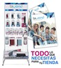 Expositor BIWOND + 51 Productos + Catalogos