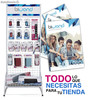 Expositor biwond + Pack 51 Productos