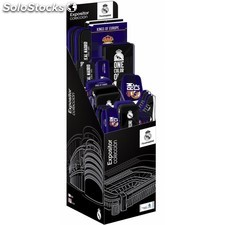 """Expositor coleccion real madrid """"black"""""""